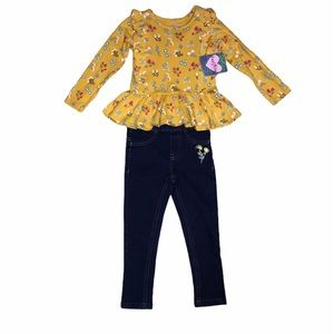 Free Style Two Piece - 2T